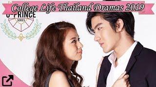 crush love story 2019 thai drama mydramalist - TH-Clip