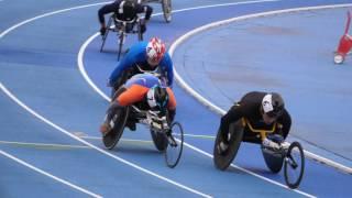 Paralympicパラリンピック800m決勝FINALT54male日本パラリンピック陸上競技選手権大会第28回駒沢公園陸上競技場