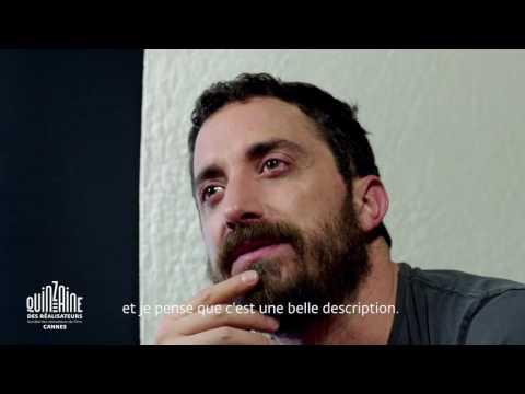 Interview Pablo Larrain - Quinzaine des réalisateurs