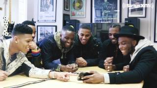 """Cast of """"The New Edition Story"""" sings """"Is This The End"""" // SiriusXM"""