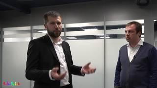 ВЗГЛЯД #1 Семен Лебедев и Виктор Артемов. В гостях у ARTICON