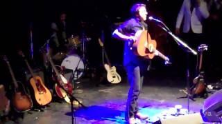 "Joe Pug - ""Speak Plainly, Diana"" with Josh Ritter & The Royal City Band"