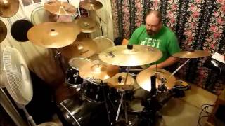 "All Kinds of People ""John Farnham"" Drum Cover"
