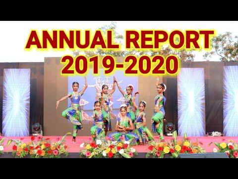 Annual Report : 2019 -2020
