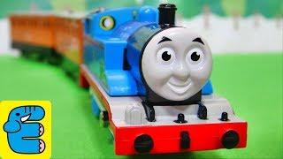 プラレール おしゃべりトーマス改造 Plarail Upgrade Talking Thomas [English Subs]