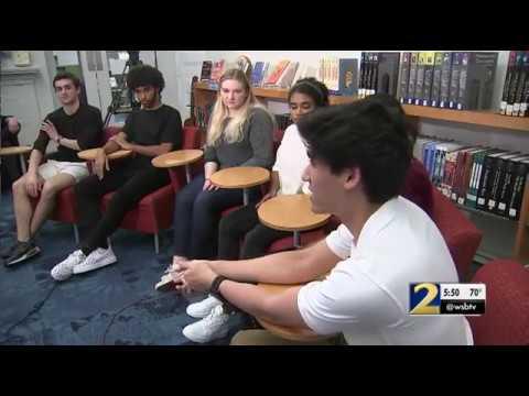 Atlanta teens say they grew up in a world of school shootings