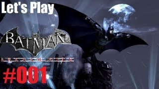 preview picture of video 'Let's Play Batman: Arkham City GOTY #001 - Two-Face [Deutsch/HD]'