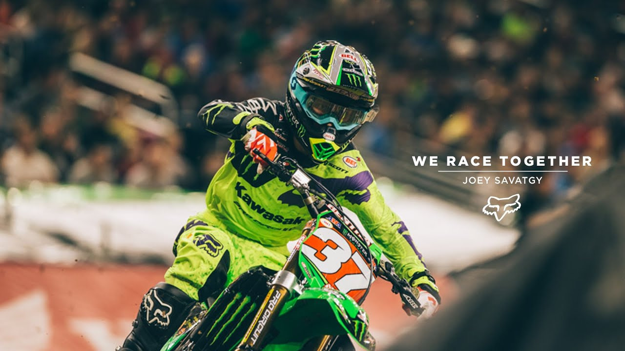 Fox MX Presents | Joey Savatgy | We Race Together