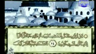 HD المصحف المرتل 25 للشيخ محمد أيوب حفظه الله