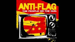 Anti Flag   The Economy Is Suffering