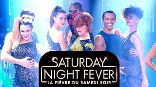SATURDAY NIGHT FEVER - YOU SHOULD BE DANCING  / Live dans Les Années Bonheur