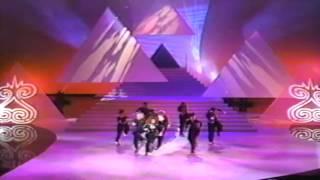Janet Jackson Together Again Live AMA