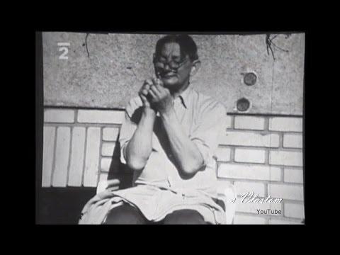 Vlasta Burian — «Krejčí obtěžován mouchou» (1944)