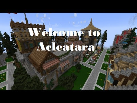 -Acleatara- A Minecraft RPG Server