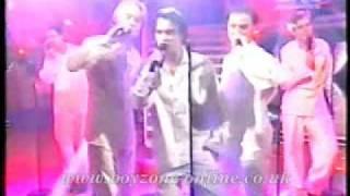 Boyzone I'll be there - Live&Kicking