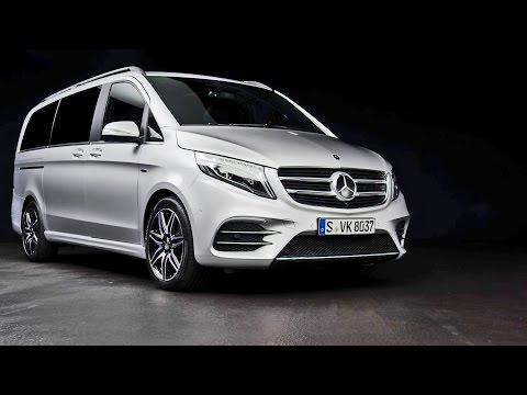 ► 2016 V-Class AMG Line - Interior and Exterior Walkaround