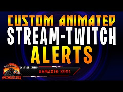 FREE FORTNITE STREAM ALERTS and CUSTOM ALERT CSS TUTORIAL