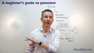 A beginner's guide to pensions - MoneyWeek Investment Tutorials