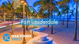 10 best things to do in Fort Lauderdale, Florida
