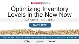 NetSuite Demo: Optimizing Inventory Levels in the New Now
