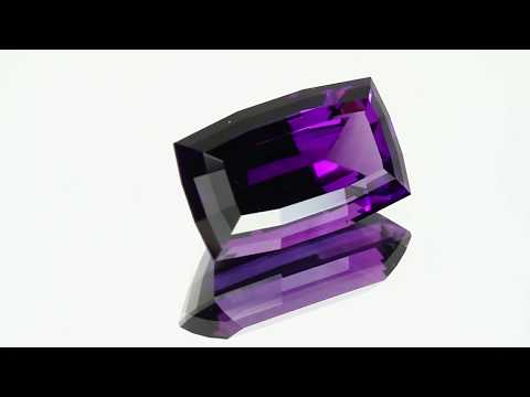 Antique Cusion 17.20 Carat Amethyst