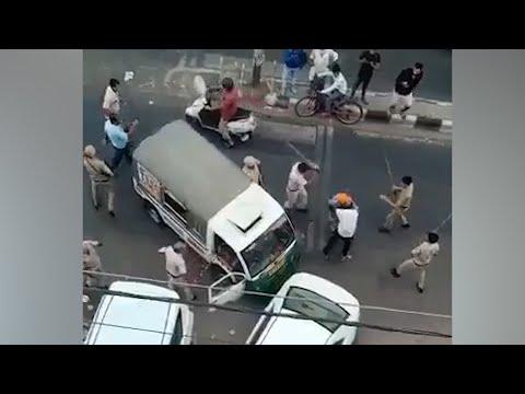 Crime Branch to probe Delhi cops vs tempo driver FIRs, says police