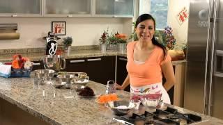 Tu cocina - Sopa de frijol con chochoyotes
