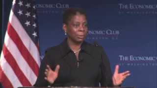 Ursula Burns, Chairman and CEO, Xerox
