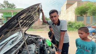 Beech Raste Car Hoi Kharab