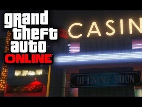 Grand Theft Auto V казино.