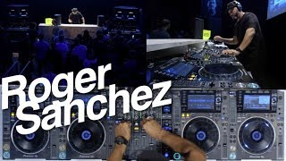 Gambar cover Roger Sanchez - DJsounds Show