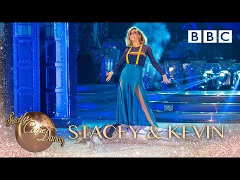 Stacey Dooley and Kevin Clifton Tango to 'Doctor Who Theme' – BBC Strictly 2018
