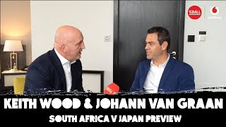 South Africa v Japan | The 2015 shock | Johann van Graan's Rugby World Cup preview