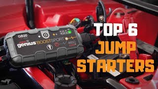 Best Jump Starter in 2019 - Top 6 Jump Starters Review
