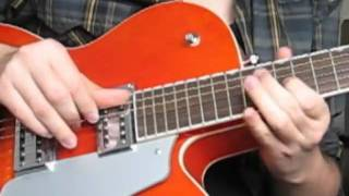On Other Shores - Gretsch Distorted Guitar Solo
