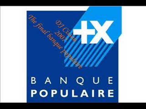The final banque populaire