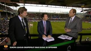 Allsvenskan 2012 AIK Stockholm Vs Helsingborg