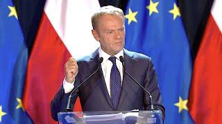 03.05.2019 - Donald Tusk (polnisch/po Polsku) - Konstytucja Trzeciego Maja / Tag Der Verfassung