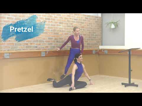Barre Exercise Intensive (Part 1) Certification - Look Inside - YouTube