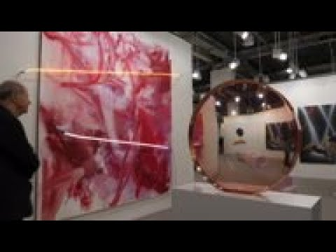 Top end of the art market is thriving at Art Basel