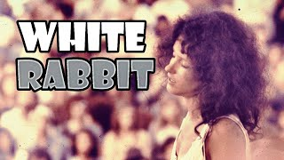 Jefferson Airplane - White Rabbit ( Lyrics + HQ )