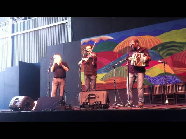 Basque musicians at FiddleTunes 2013