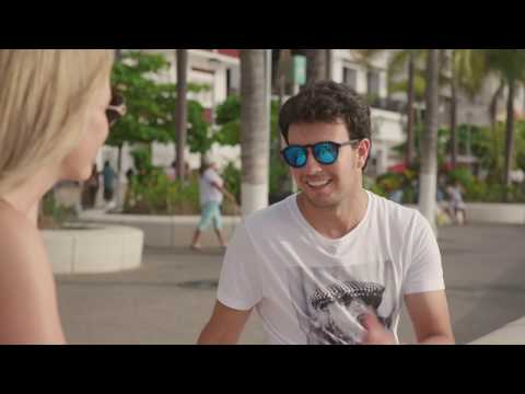 Sergio Perez welcomes Sky Sports to Puerto Vallarta