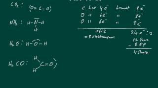Chemie: Valenzstrichformel von Distickstoffmonoxid erklären ...