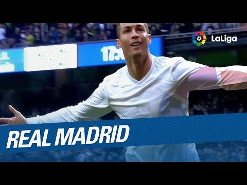 El Real Madrid juega ante el Sporting de Gijón con su camiseta reciclada