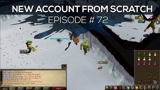 OSRS - INSANE SOLO BANDOS LUCK... (Was not expecting that!)