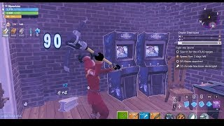 Destroy 5 Arcade Machines in successful missions (often found in City zones)