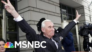 Joe: Are You Really Cool With Roger Stone's Crosshair Picture? | Morning Joe | MSNBC