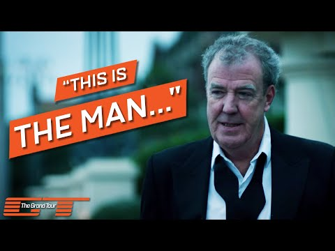 The Grand Tour: The Man
