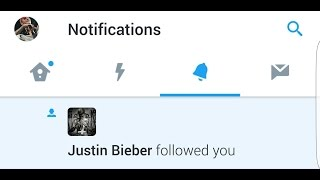 HOW I GOT JUSTIN BIEBER TO FOLLOW ME ON TWITTER!